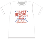 Free Memorial Day Tee (You pay shipping only)